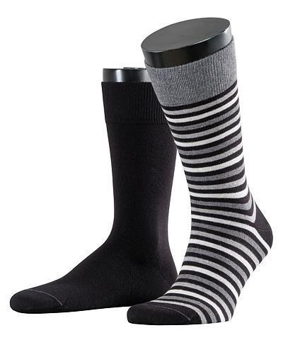 Esprit Socken »Multistripe 2-Pack« (2-Paar) s...