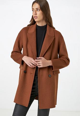 HALLHUBER Trumpas paltas