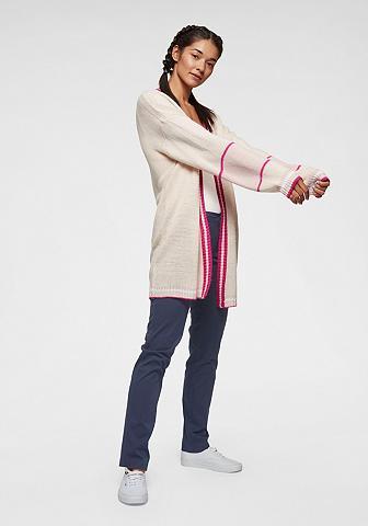 AJC Ilgas megztinis in luftigem Grobstrick...