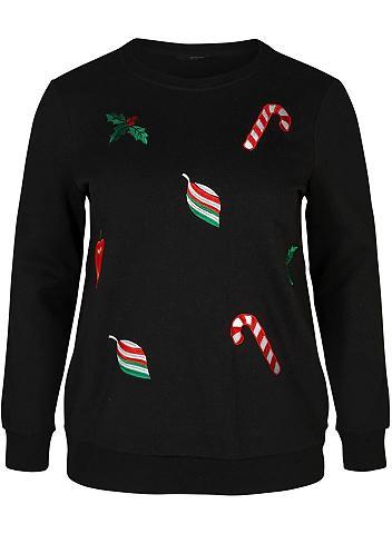 ZIZZI Sportinio stiliaus megztinis
