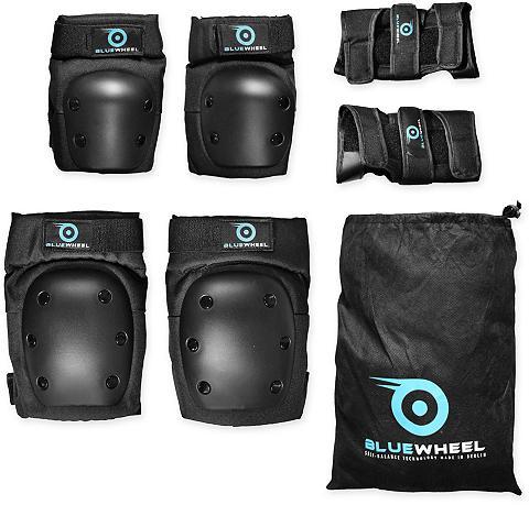 Bluewheel Electromobility Protektoren-Set »PS200« (7-tlg)