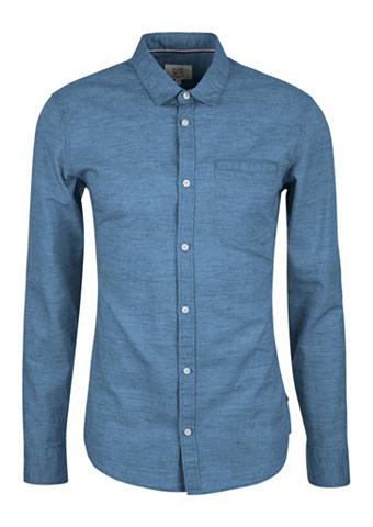 Q/S DESIGNED BY Marškiniai ilgomis rankovėmis