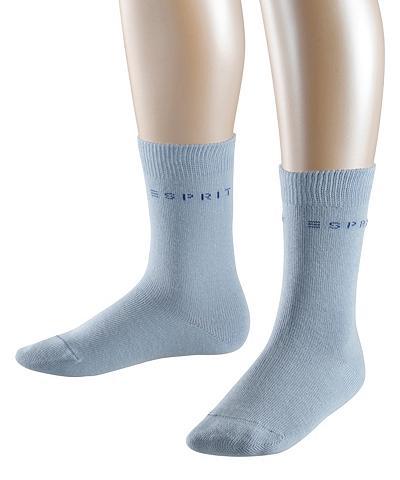 ESPRIT Kojinės Foot Logo 2-Pack (2 poros)