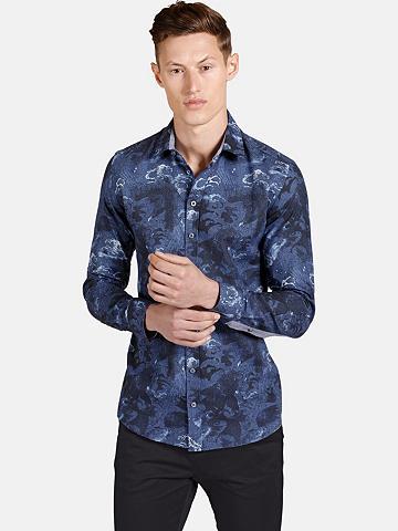 SHIRTMASTER Marškiniai ilgomis rankovėmis »theblue...