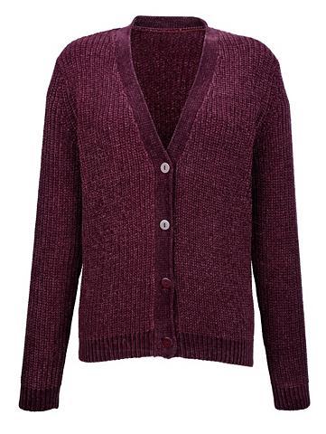 PAOLA Megztinis iš Chenille-Qualität