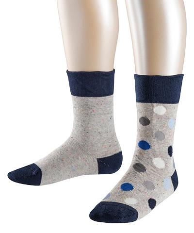 ESPRIT Kojinės Colourful Dots 2-Pack (2 poros...