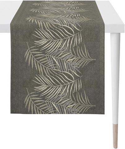 APELT Tischläufer »1306 Loft Style Jacquard«...