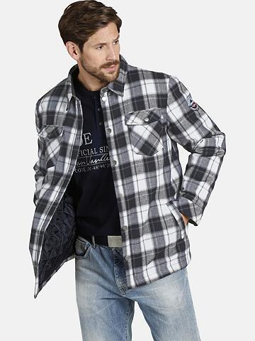 Jan Vanderstorm Outdoorhemd »LEIVE« Languoti marškinia...