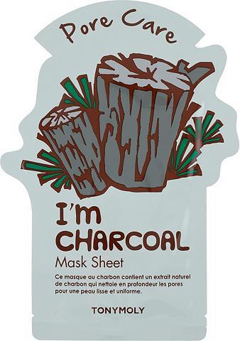 TONYMOLY Tuchmaske »I'm Real Charcoal«