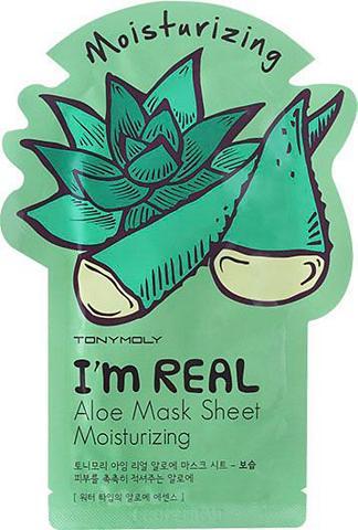 TONYMOLY Tuchmaske »I'm Real Aloe«