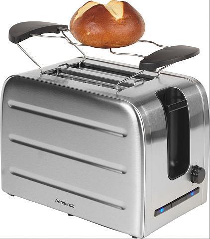Hanseatic Toaster 36814853 2 kurze Schlitze 1050...