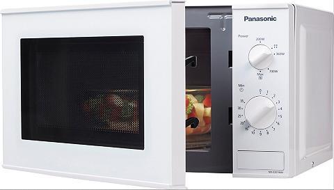 Panasonic Mikrowelle NN-E201W Mikrowelle 20 l