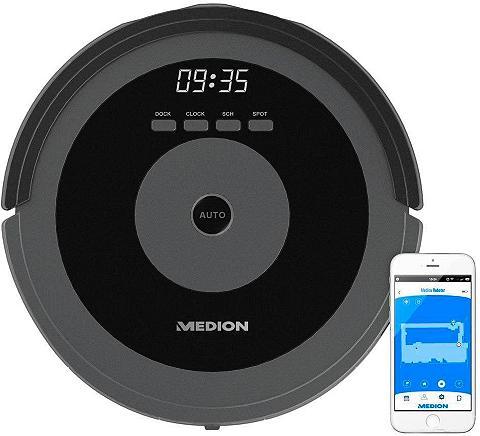 MEDION ® Dulkių siurblys-robotas MD 17225 beu...