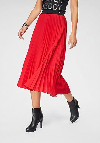 BRUNO BANANI Plisuotas sijonas