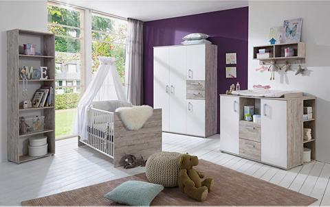 arthur berndt Babyzimmer-Komplettset »Bente« (Set 3-...