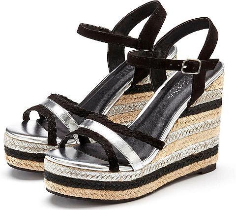 LASCANA High-Heel-Sandalette su Keilabsatz