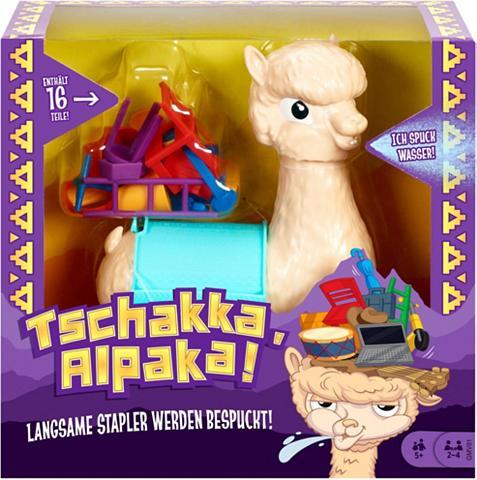 Mattel games Spiel »Taschakka Alpaka!«
