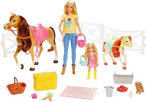 Barbie Anziehpuppe »Reitspaß su Puppe«