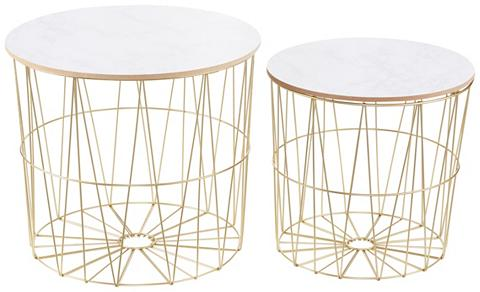 Pristatomas stalas (Set 2-St) goldfarb...