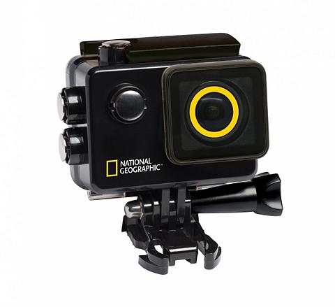 NATIONAL GEOGRAPHIC Action cam »4K Ultra-HD WLAN Action Ca...