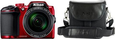 NIKON »Coolpix B500 + krepšys CS-P08« Kompak...