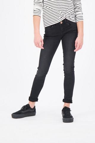 Garcia Skinny-fit-Jeans su Elasthan