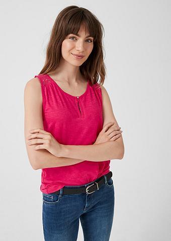 S.OLIVER Marškinėliai be rankovių
