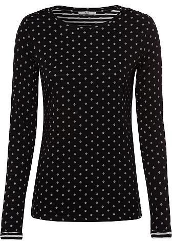 EDC BY ESPRIT Marškinėliai ilgomis rankovėmis