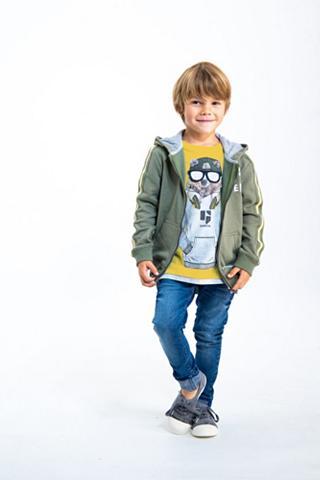 Garcia Skinny-fit-Jeans su Tapered Fit