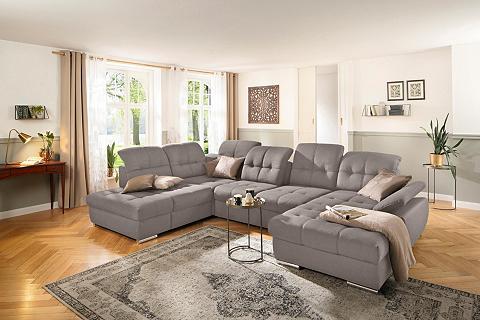 DELAVITA Sofa »Lotus« incl. Sitztiefenverstellu...