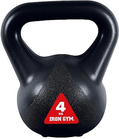 Iron Gym Kettlebell »Kettlebells 4 kg« 4 kg (Pa...