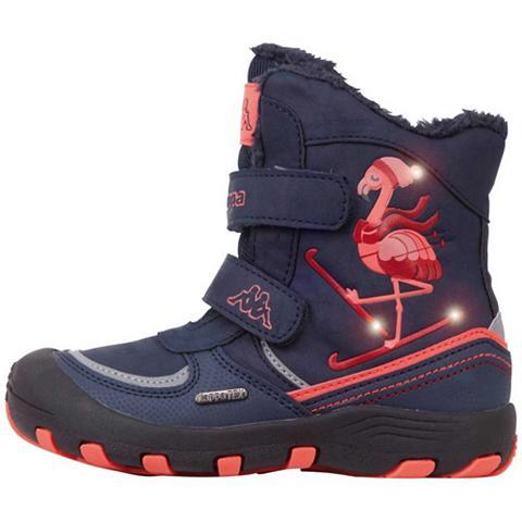 Kappa »SLINGO TEX KIDS« žieminiai batai su k...