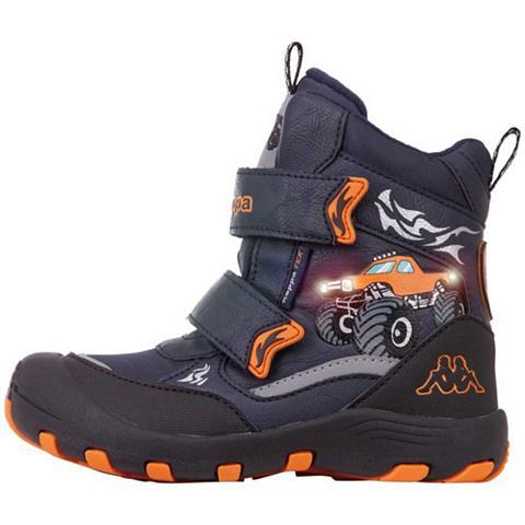 Kappa »BIG WHEEL TEX KIDS« žieminiai batai s...
