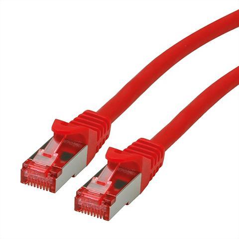 ROLINE »Patchkabel Kat.6 S/FTP (PiMF) Compone...