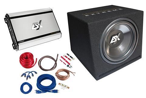 ESX 4-Kanal Basspaket 800 Watt »HXP4« ein ...