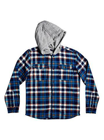 Quiksilver Marškiniai ilgomis rankovėmis »Snap Up...