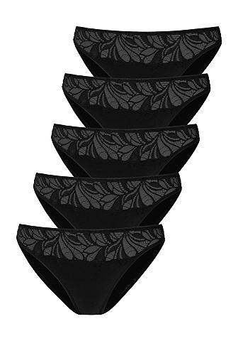 Vivance Kelnaitės (5 vienetai) su gėlių Spitze...