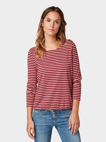 TOM TAILOR Marškinėliai ilgomis rankovėmis »Gestr...