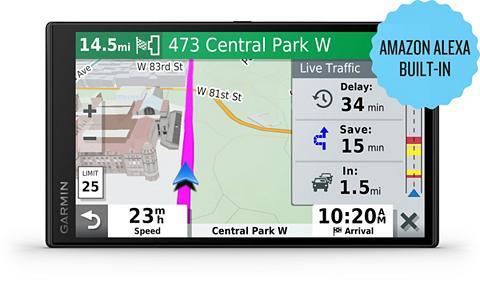 GARMIN Navigacija »DriveSmart 65 su Amazon Al...