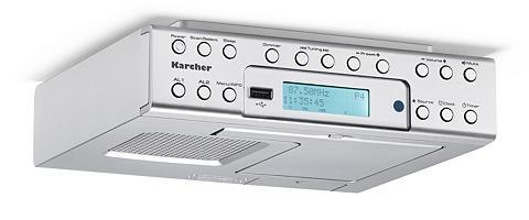 Karcher »RA 2030D« Küchen-Radio (Digitalradio ...