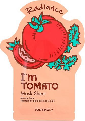 TONYMOLY Tuchmaske »I'm Real Tomato«
