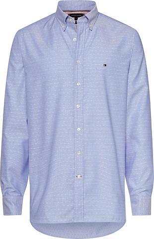 TOMMY HILFIGER Marškiniai ilgomis rankovėmis »MELANGE...