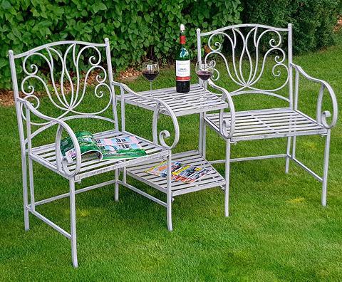 Home affaire Baldų komplektas kėdė su stalas Outdoo...