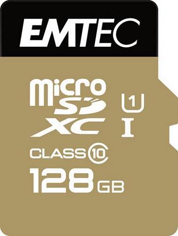 EMTEC »microSD Class10 Gold+« Atminties kort...