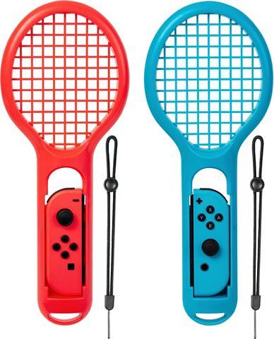 ak tronic »Tennisschläger Doppelpack« Switch-Con...