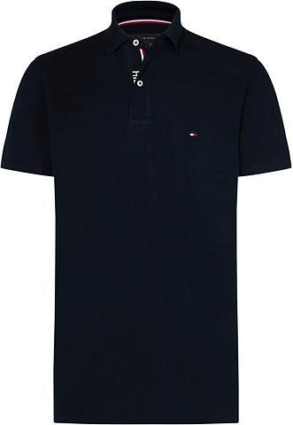 TOMMY HILFIGER Polo marškinėliai »HILFIGER PLACKET RE...