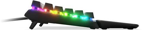 SteelSeries »Apex 7 TKL Red Switch« Gaming-Tastatu...