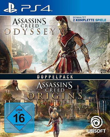 UBISOFT Assassin's Creed Odyssey + Origins Pla...