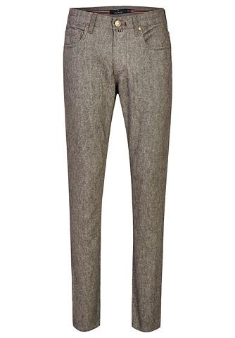 DANIEL HECHTER Kelnės su 5 kišenėmis in Wolloptik