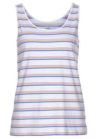EDC BY ESPRIT Marškinėliai be rankovių